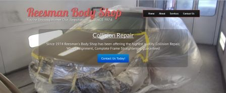 Reesman Body Shop