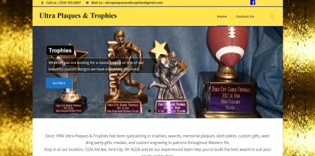 Ultra Plaques & Trophies